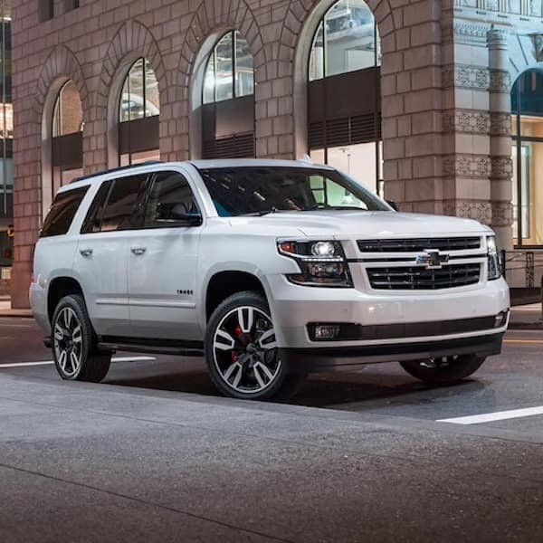 Chevy Tahoe for Sale at Jeff Schmitt Auto Group