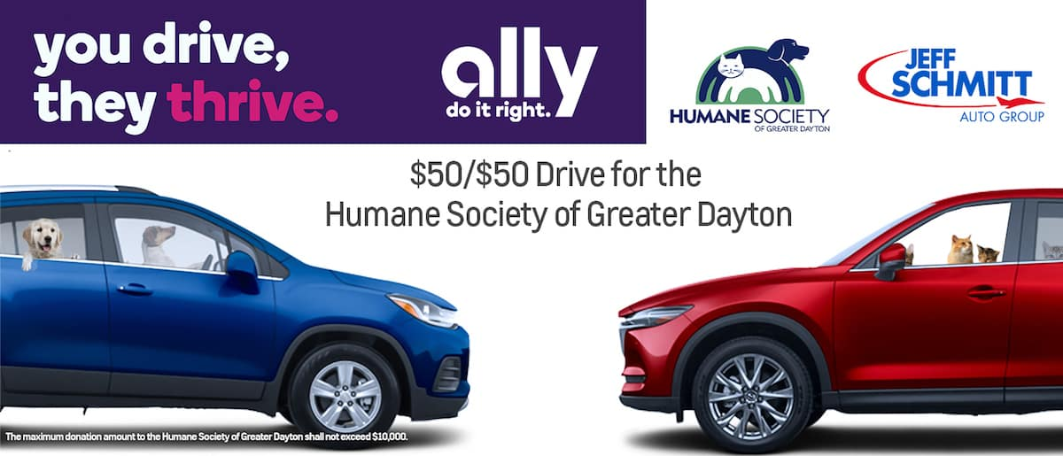 50/50 Test Drive Event