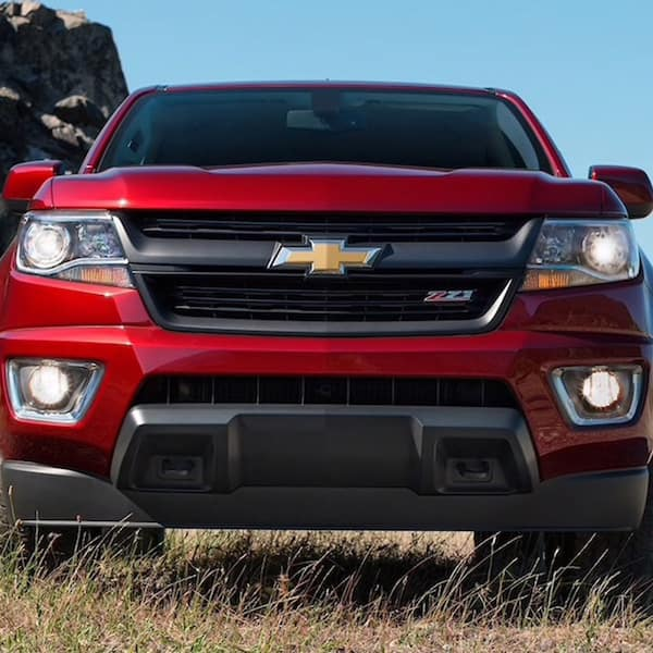 New Chevrolet Colorado Truck