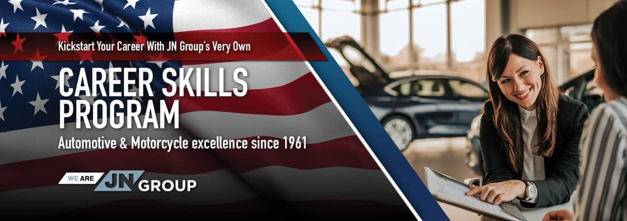 Military Internship Career Skills Program Jn Automotive Group