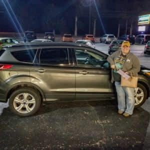 Greenville Kara Hammond 2016 Ford Escape Denis Kell 2