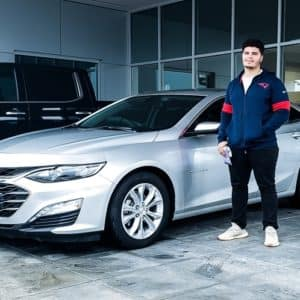 Salem, IN 2019 Chevrolet Malibu
