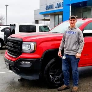 Scottsburg, IN 2016 GMC Sierra for sale