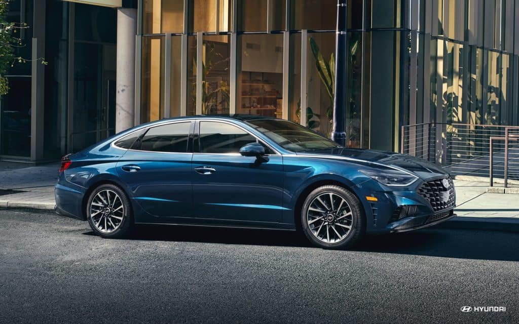 New 2020 Hyundai Sonata SE 4Dr Sedan Automatic