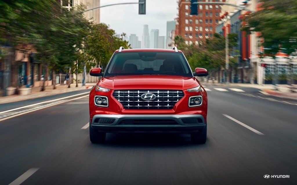 2021 Hyundai Venue SE FWD 4D SUV
