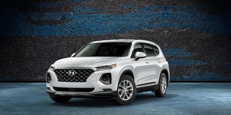 2021 Hyundai Santa Fe SE 2.4 SUV