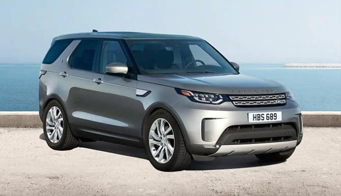 2020 Land Rover Discovery HSE