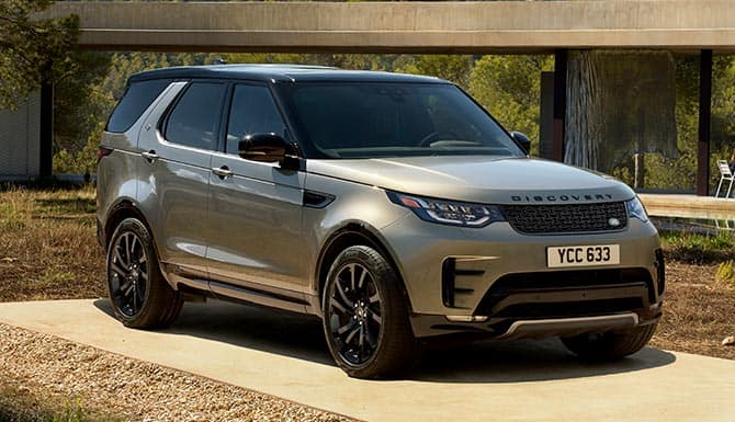 2020 Land Rover Discovery Landmark