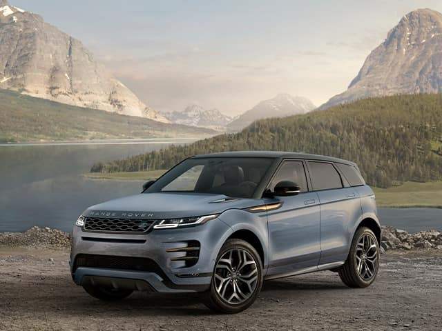 New 2021 Range Rover Evoque S