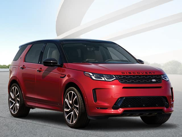 New 2021 Land Rover Discovery Sport S R -Dynamic