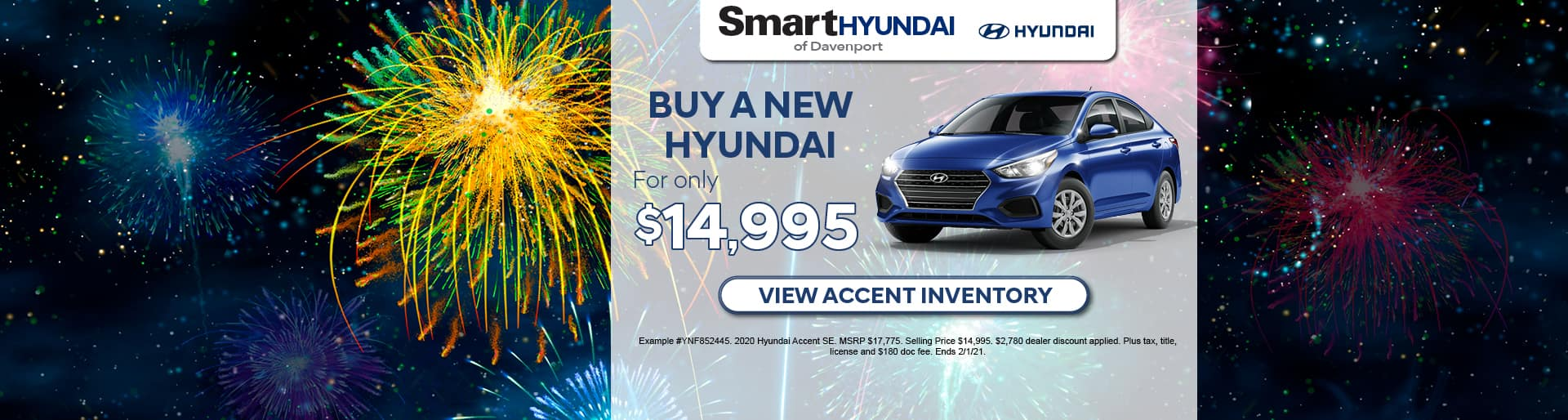 Buy a New Hyundai