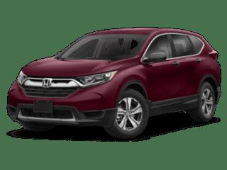 2019 Honda CR-V Angled