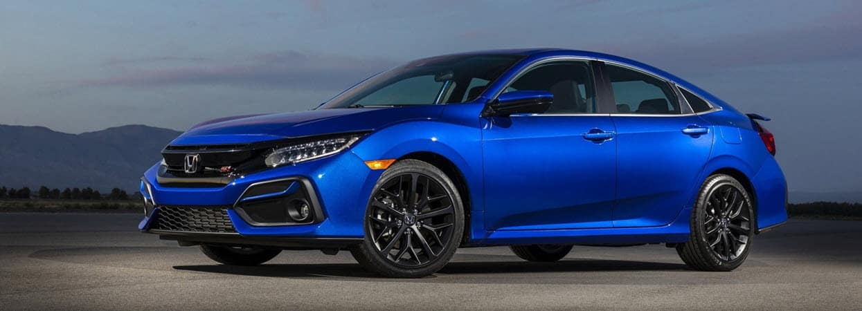 2020 Honda Civic Near Petaluma