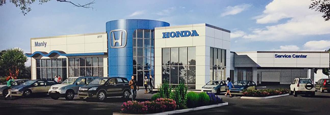 Manly Honda Sales and Honda Service
