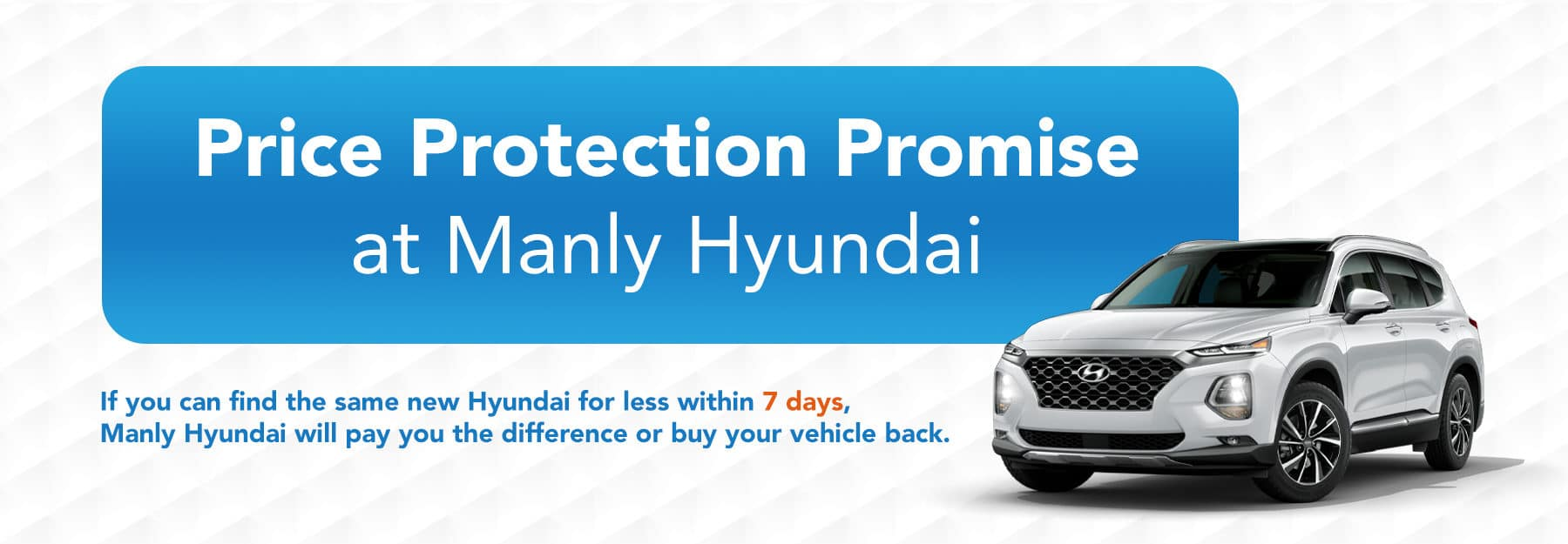 Price Protection Promise
