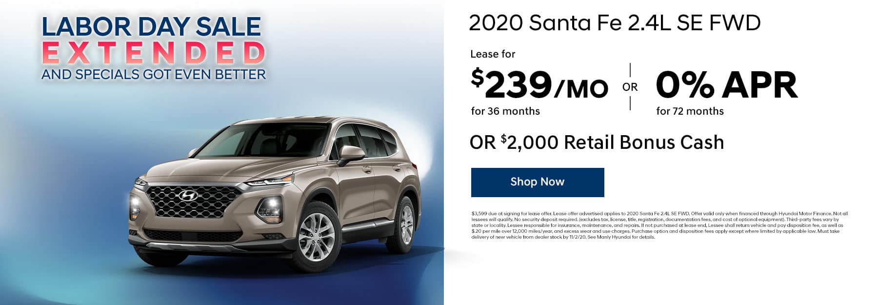 Santa Fe Lease