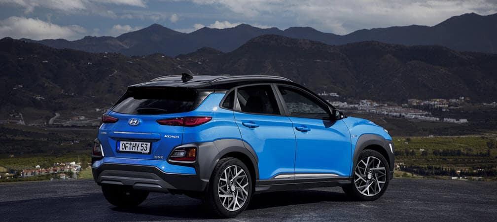 2020 Hyundai Kona Plug In NEar Vallejo