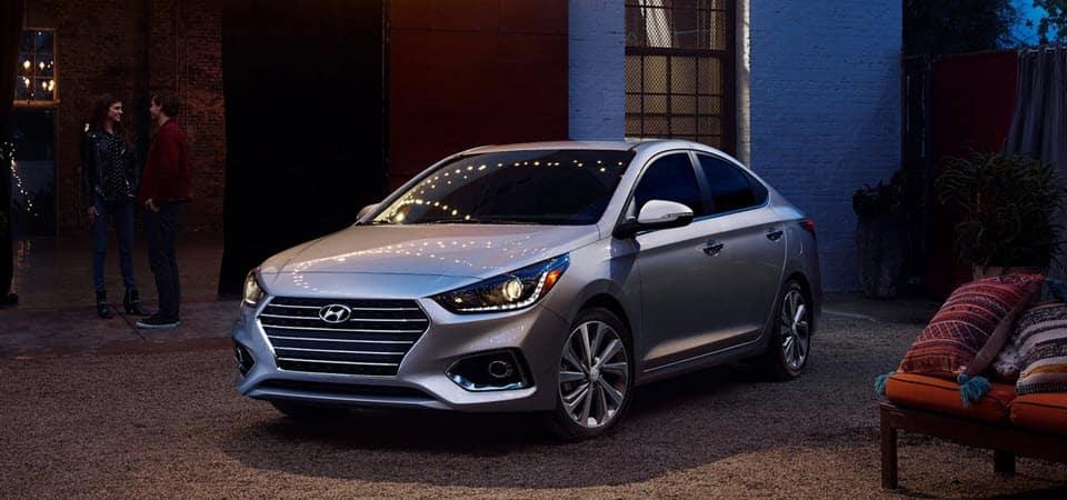 2020 Hyundai Accent Near Vallejo