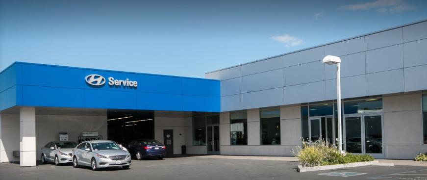 Hyundai Service Near Vallejo