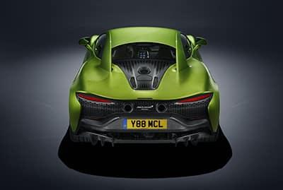 All-new 2022 McLaren Artura