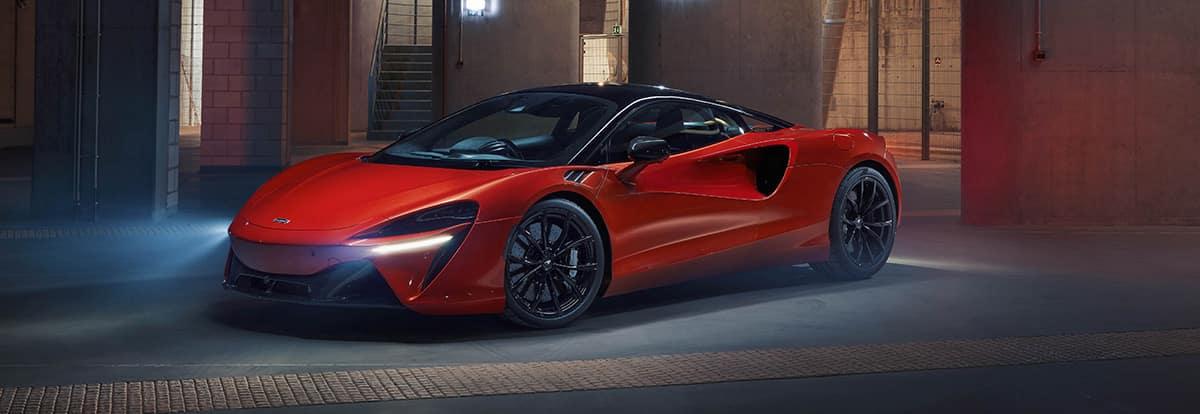 The 2022 McLaren Artura Hybrid