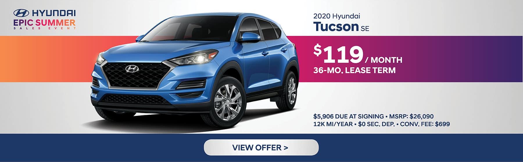 2020 Tucson