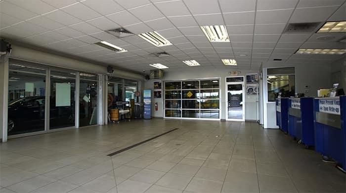 Meriden Hyundai service center