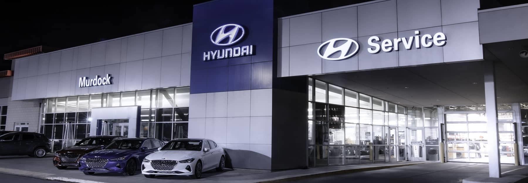 Murdock Hyundai Lindon - Dealer Inspire