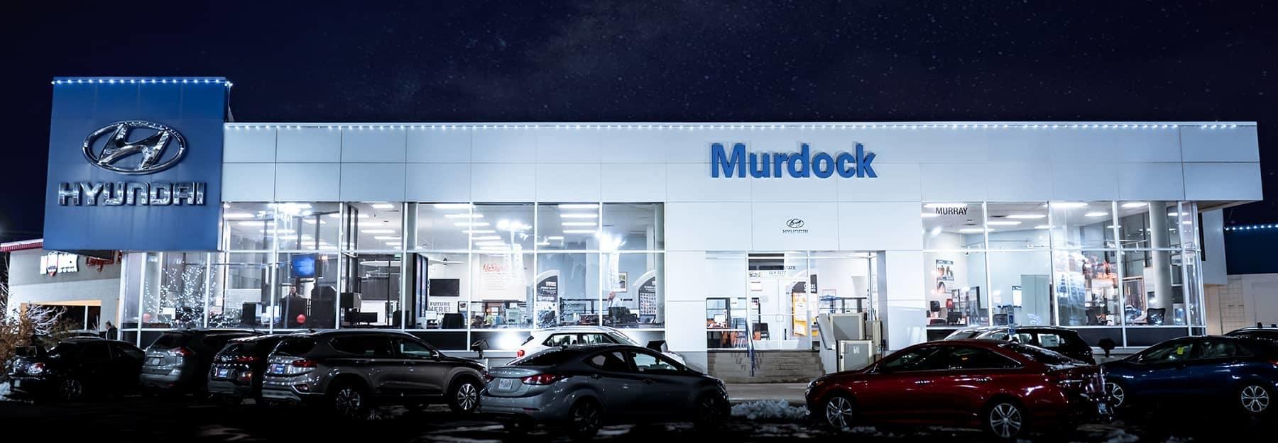 Murdock Hyundai Murray - Dealer Inspire