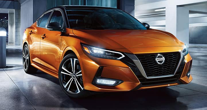2020 Nissan Sentra in Shelbyville Tennessee