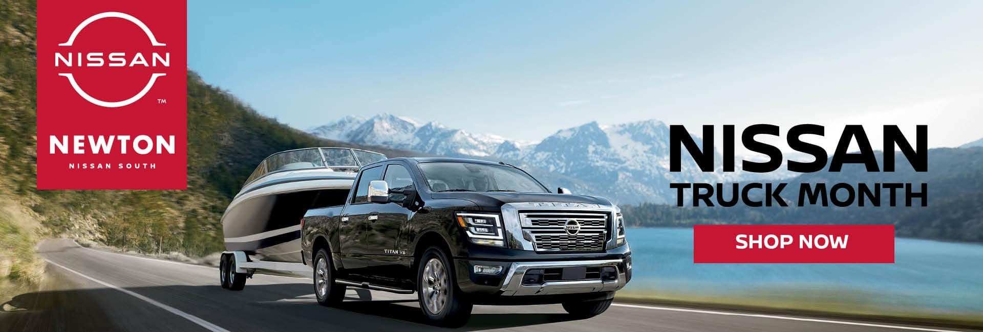 Nissan Truck Month | Save on Titan Deals