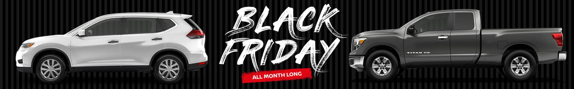 Newton Nissan South Black Friday deals