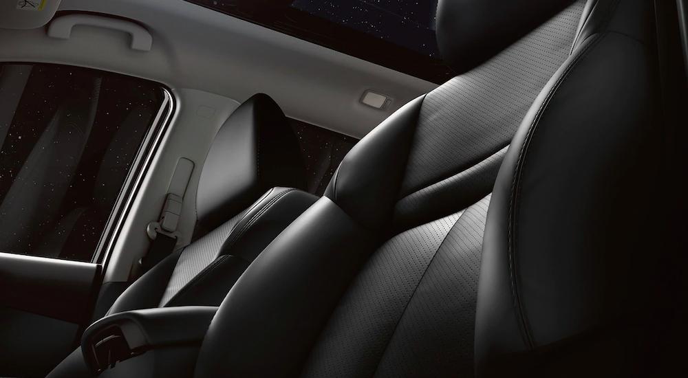 Peek Inside The 2020 Nissan Rogue Interior Nissan Of Greenville