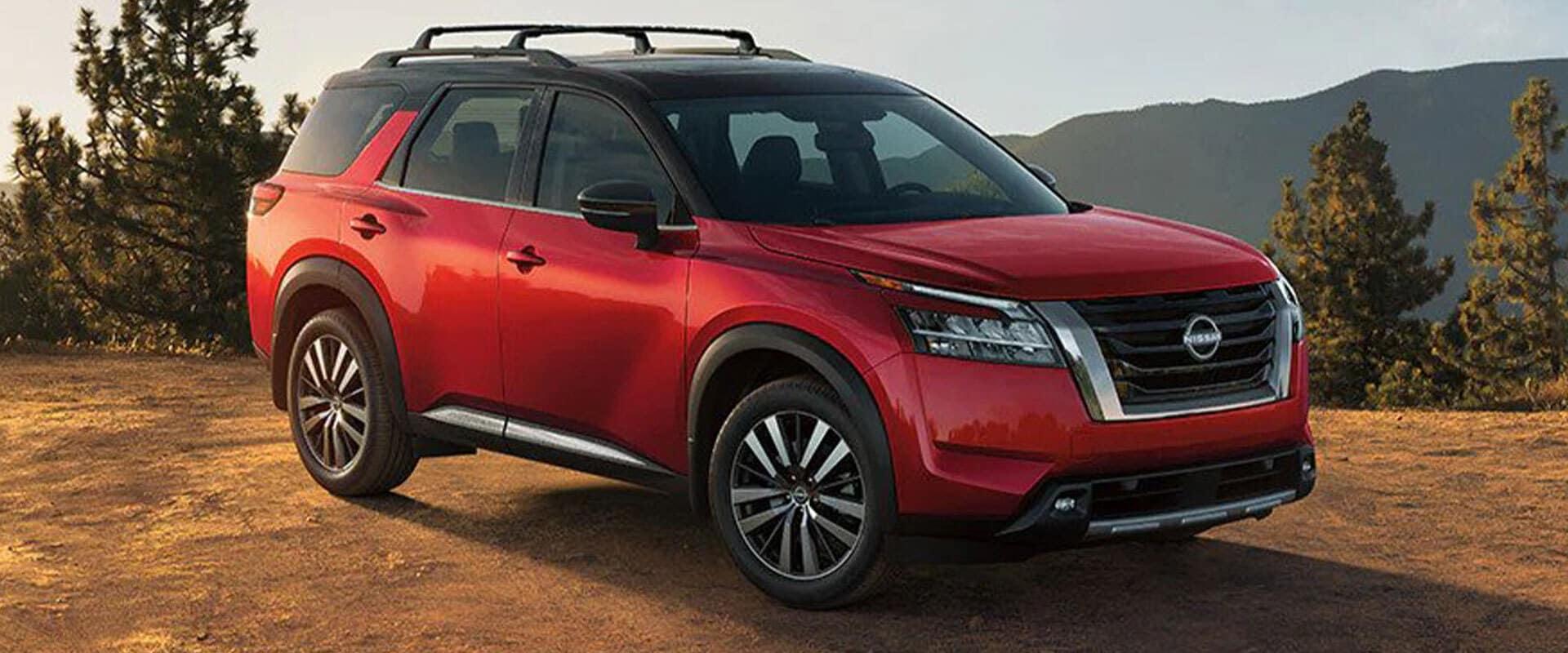 2022 Nissan Pathfinder For Sale In Greenville