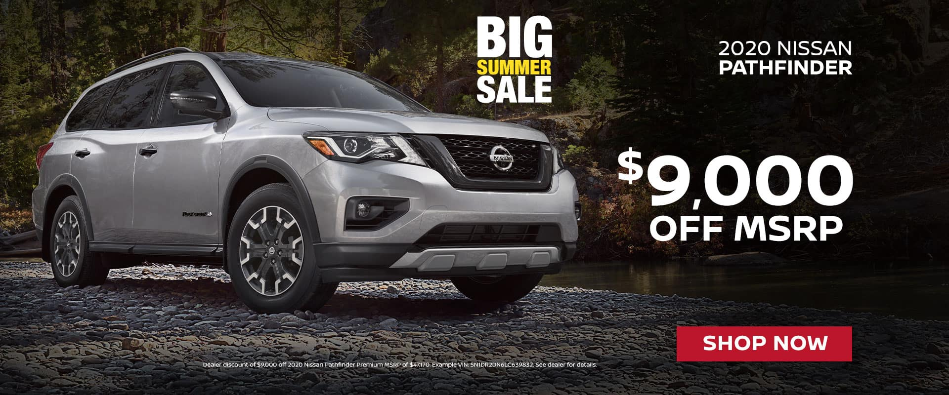 New 2020 Nissan Pathfinder For Sale In Greenville