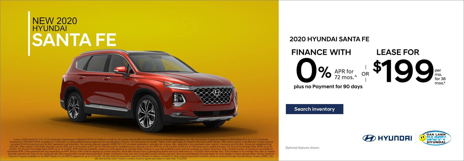 October-2020 SANTA FE_Happy_Hyundai_1400x514
