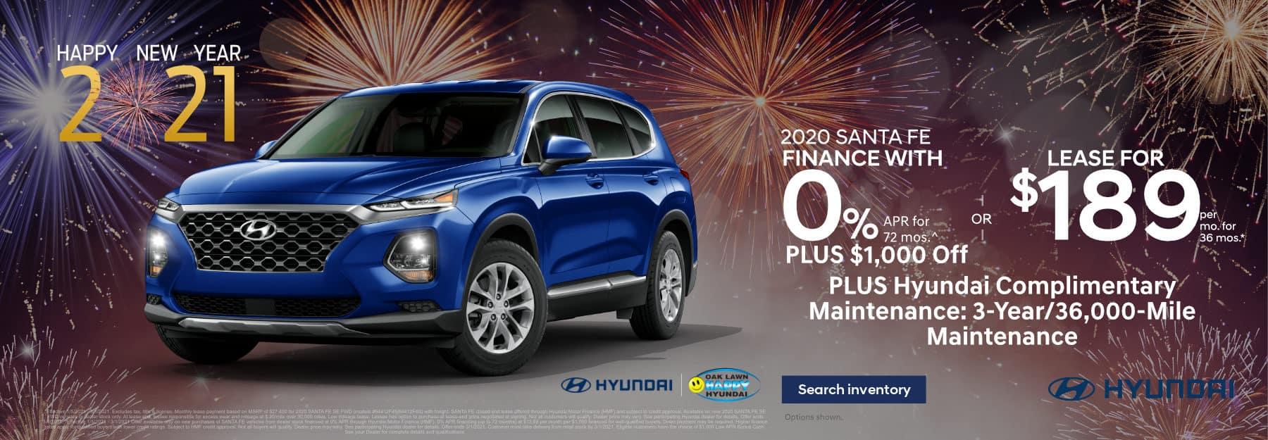 January_2021_Santa Fe_Happy_Hyundai