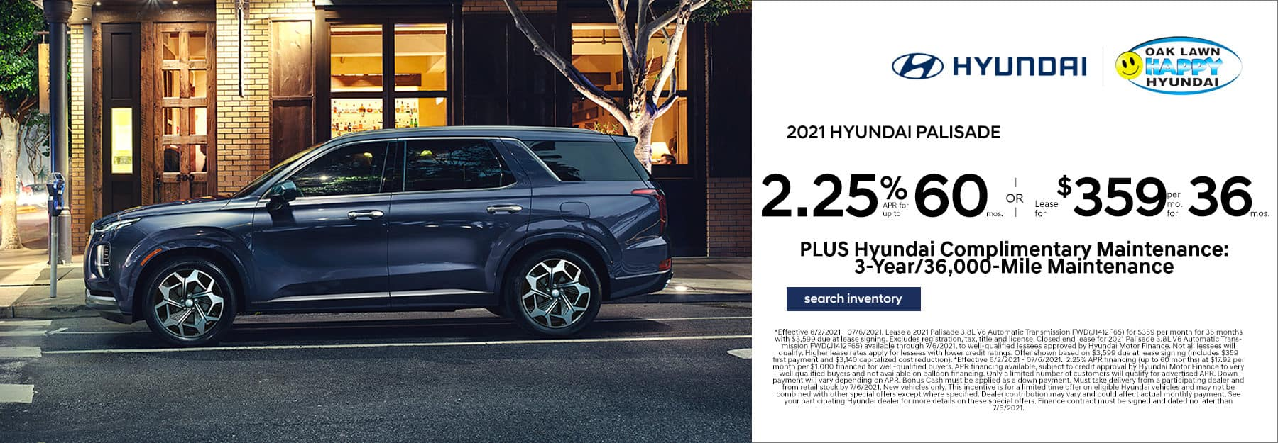June_2021_PALISADE_Happy Hyundai