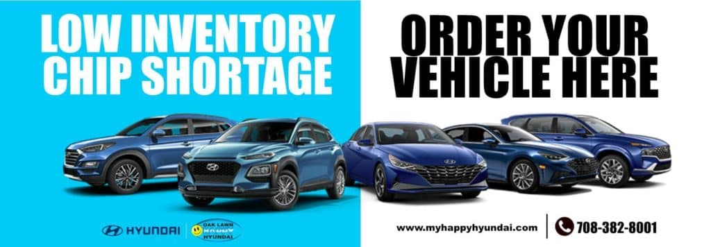 Order Your Vehicle banner