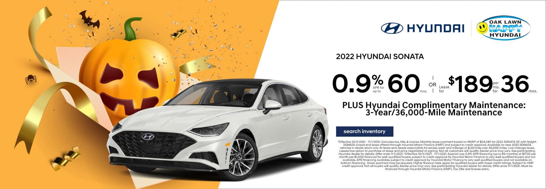 October_2021_Sonata_HAPPY Hyundai