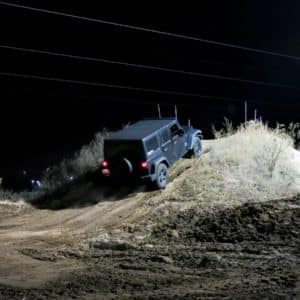 jeep adventure night