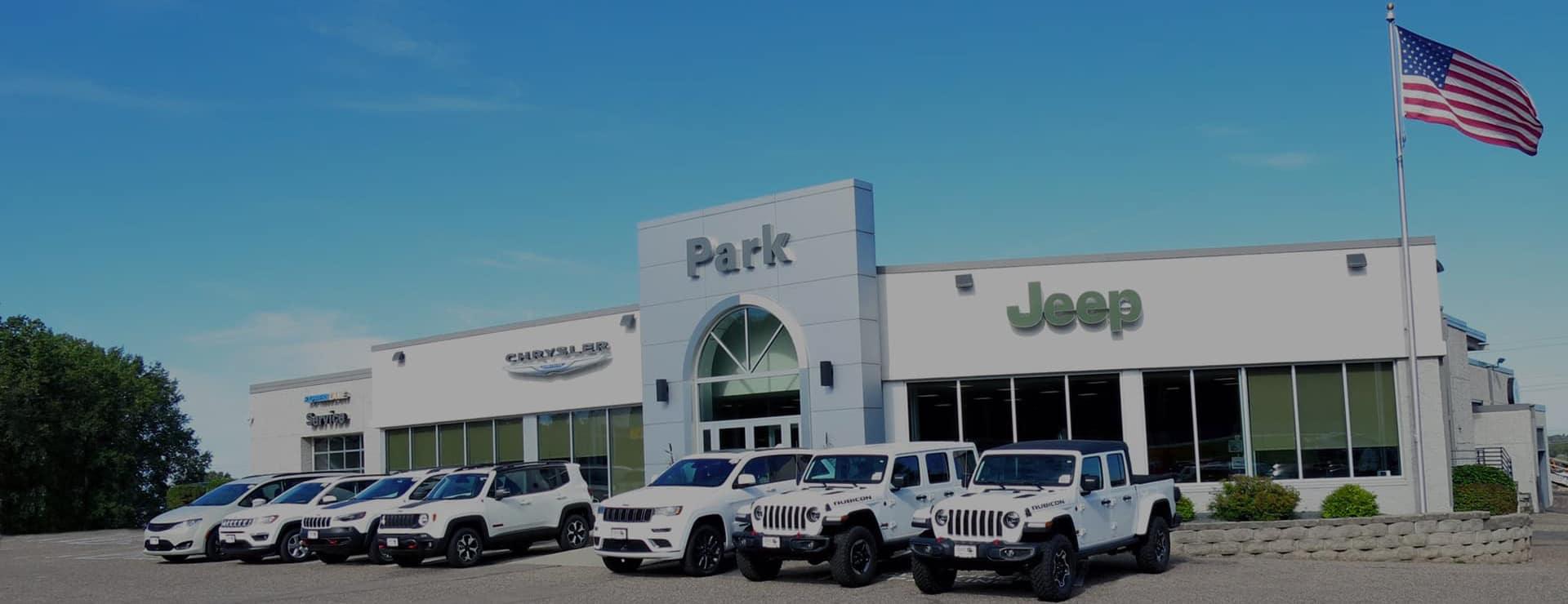 Park Chrysler Jeep Dealership