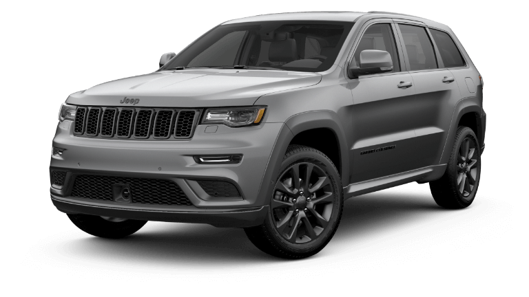 2020 Jeep Grand Cherokee High Altitude - Billet Silver