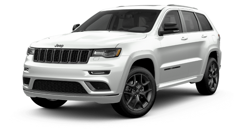 2020 Jeep Grand Cherokee Limited X - Bright White