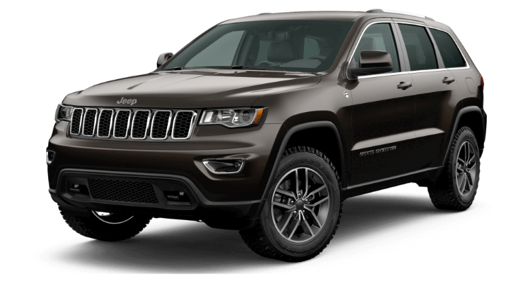 2020 Jeep Grand Cherokee North Edition - Walnut Brown