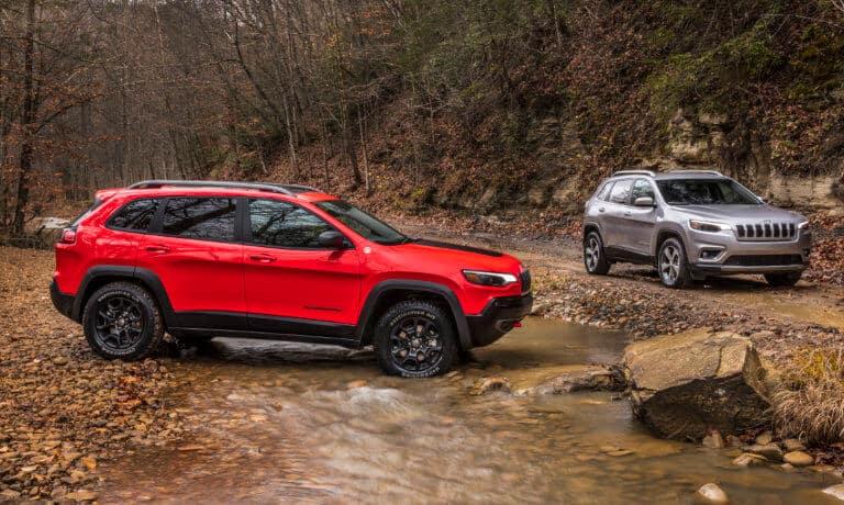 2020 Jeep Cherokee Review Specs Model Comparison Deals Park Chrysler Jeep