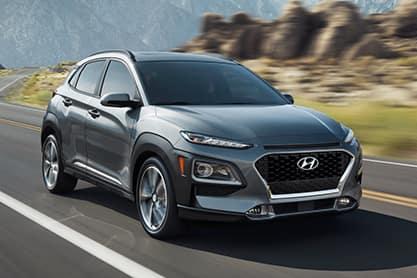 All 2020 Hyundai Kona Models in Stock