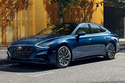 All 2020 Hyundai Elantra, Sonata & Sonata Hybrid models