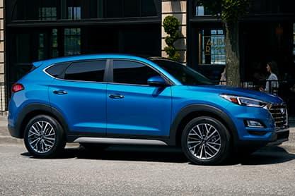 All 2020 Hyundai Tucson & Santa Fe models