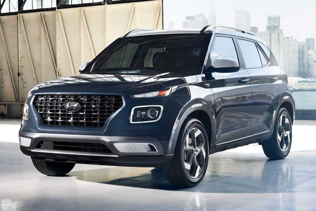 Select 2020 Hyundai Accent, Ioniq, Venue Models in Stock